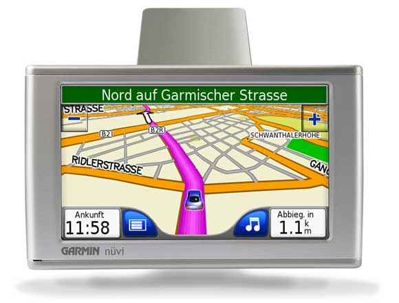 Garmin Nuvi 660 Review