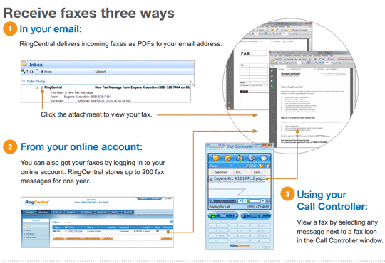 Easy Ways to Receive Internet Faxes