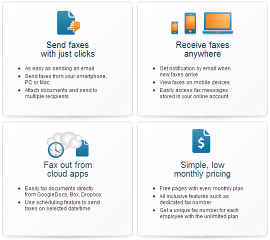 RingCentral Fax Review  - See how easy it is to use with these top-line benefits
