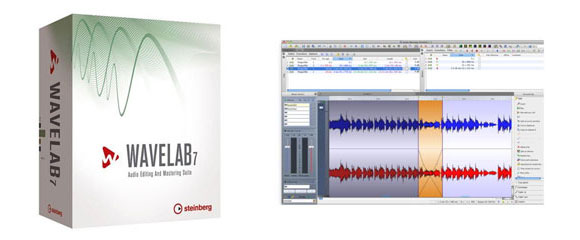 Wavelab Software