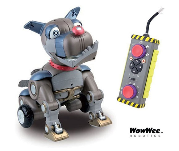 Wrex the Dog
