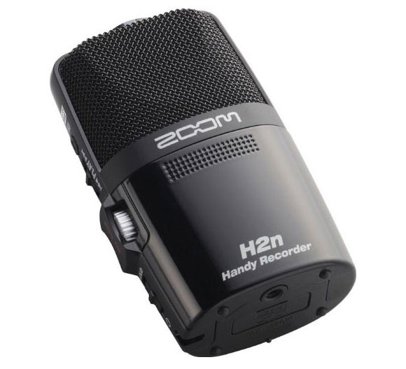 The Zoom Handy Personal Recorder